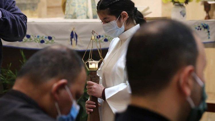 Motu proprio du pape ouvrant les ministères de lecteur et acolyte aux femmes  Cq5dam.thumbnail.cropped.750.422