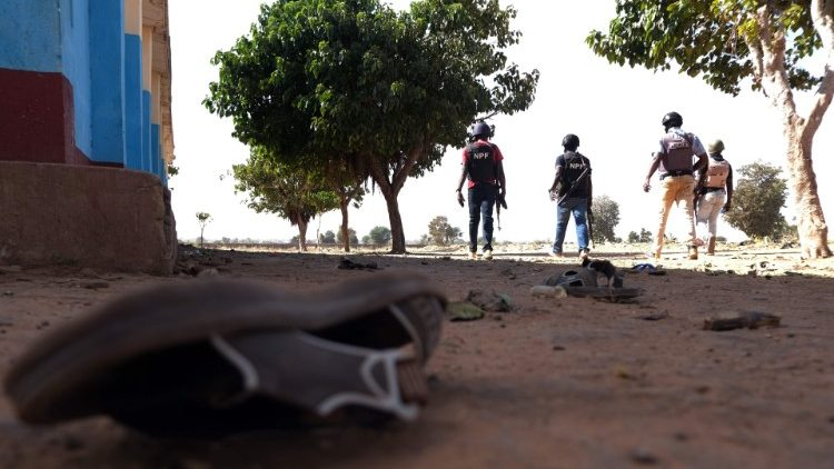 TOPSHOT-NIGERIA-UNREST-KIDNAPPING
