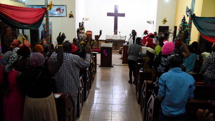 Iglesias en Nigeria