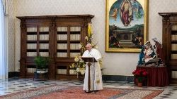 VATICAN-RELIGION-POPE-ANGELUS-HEALTH-VIRUS