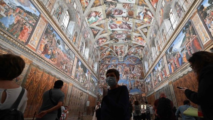 FILES-VATICAN-HEALTH-VIRUS-MUSEUMS-CULTURE-HERITAGE-TOURISM