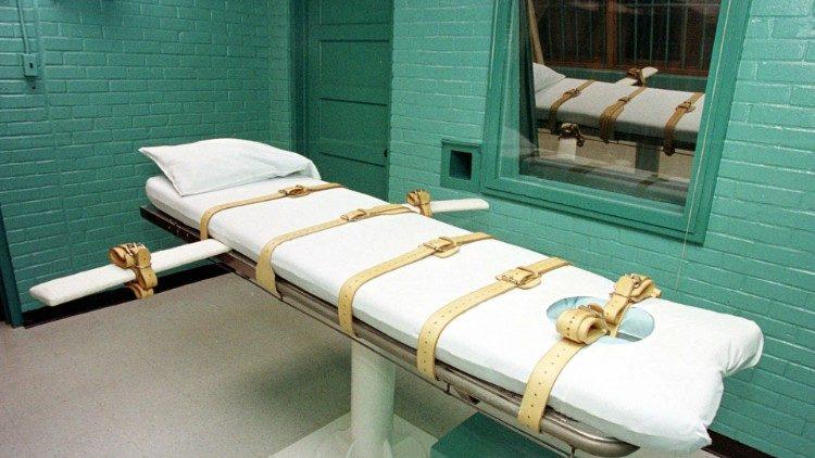"""Apa yang dikenal sebagai """"kamar kematian"""" di mana narapidana dieksekusi di Texas, AS"""