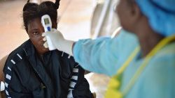 Temperature check: Health officials in the West African region are on high alert