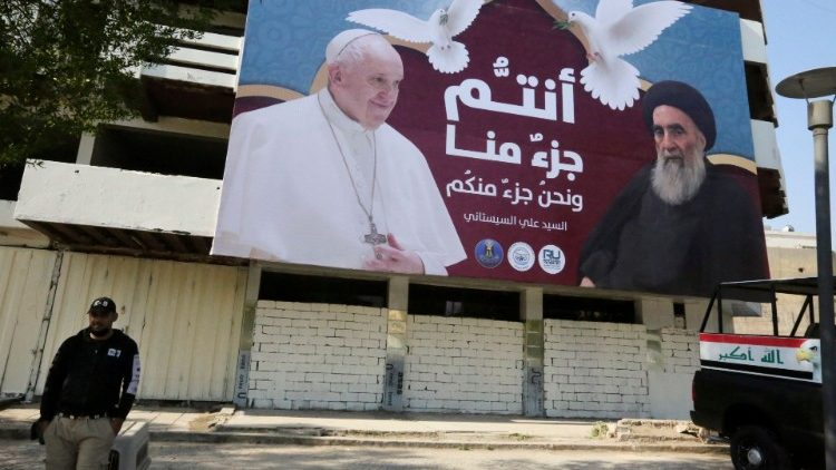 IRAQ-VATICAN-RELIGION-POPE