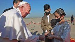 IRAQ-VATICAN-POPE-KURDS