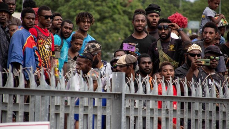 Người dân Papua New Guinea