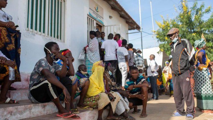 Người dân Mozambique