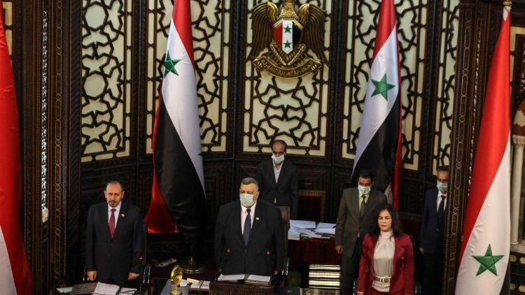 Syria's Parliamentary speaker announces upcoming presidential elections