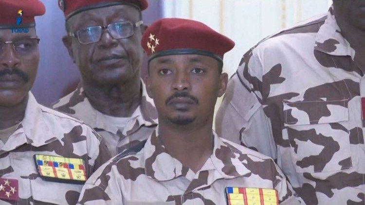 Mahamat Idriss Déby, fils du président Idriss Déby Itno, nouveau maître du Tchad