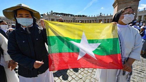 El cardenal Bo lanza un mes de oración por la paz en Myanmar