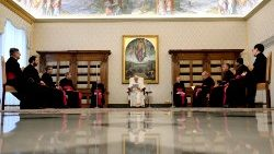 VATICAN-RELIGION-POPE-AUDIENCE