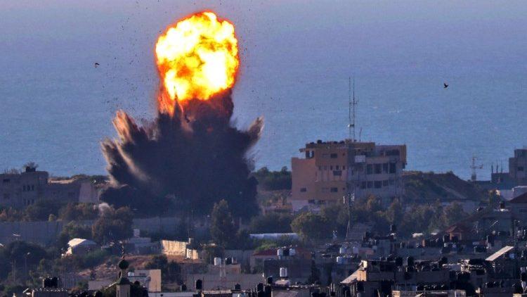Xung đột giữa Israel và Palestine ở Dải Gaza