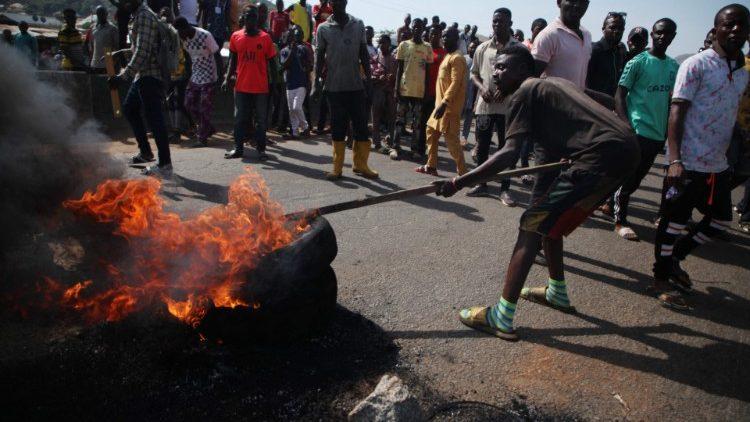 Tình hình bất ổn tại Nigeria
