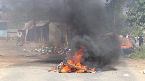Pro-democracy protests rock Eswatini