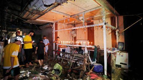 Attentat meurtrier sur un marché de Bagdad
