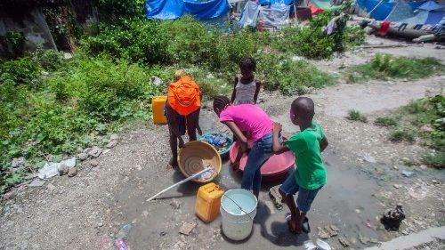 Pope donates aid to Haiti, Bangladesh, Vietnam
