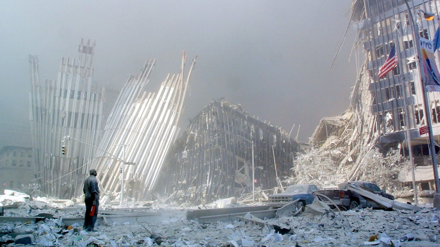The Legacy of 9/11 - Vatican News