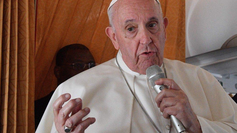 """Papa Francisco: """"El aborto es asesinato. La vida humana debe ser respetada """""""