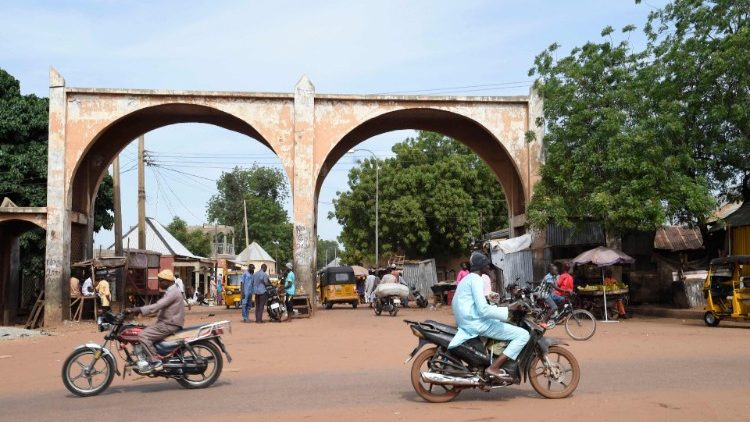 Localidade no norte da Nigéria