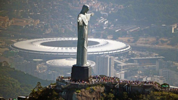 Tượng Chúa Cứu Thế ở Rio