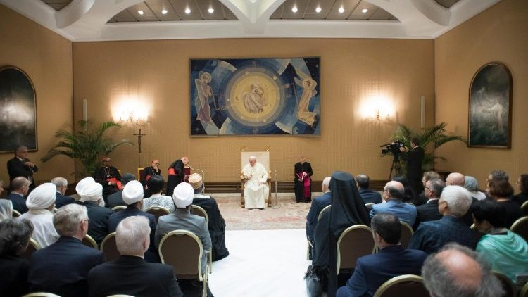 pope---world-conference-of-religions-for-peace