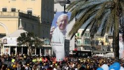 Papst will in Bari um Frieden in Nahost beten