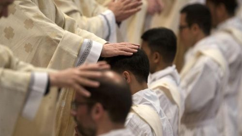 Mass with Priestly Ordinations