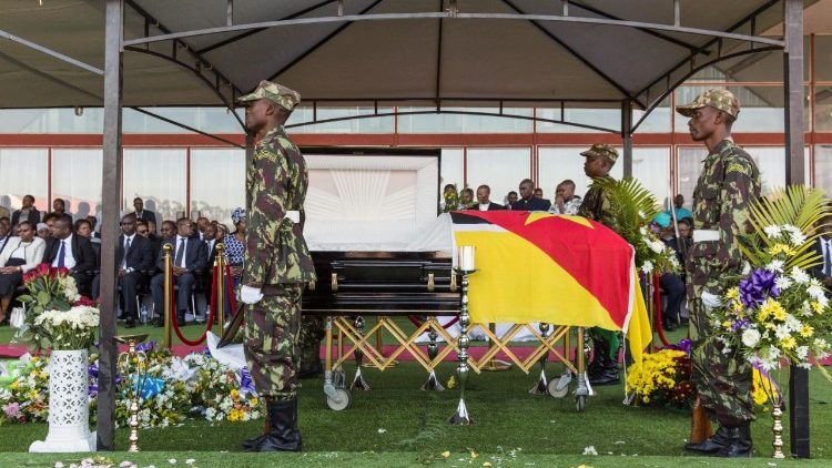 Funeral ceremonies of Afonso Dhlakama