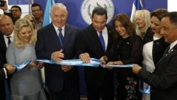 Dedication of the embassy of Guatemala in Jerusalem