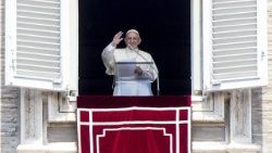 Pope Francis' Regina Coeli prayer