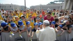 Pope Francis General Audience of 6 June 2018