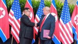 US North Korea Summit in Singapore