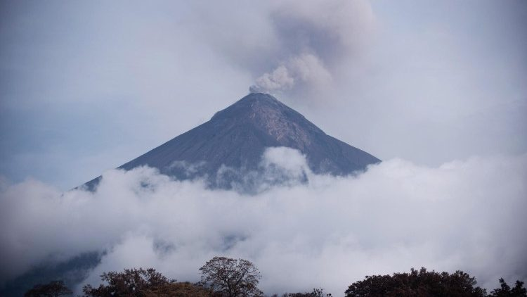 Guatemala continues to remove tons of land to search for more human remains in Fuego volcano eruption aftermath