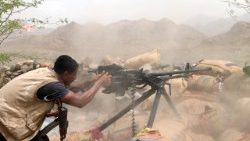 Saudi-backed Yemeni government forces have been battling the Iran-backed Houthi rebels since 2015.