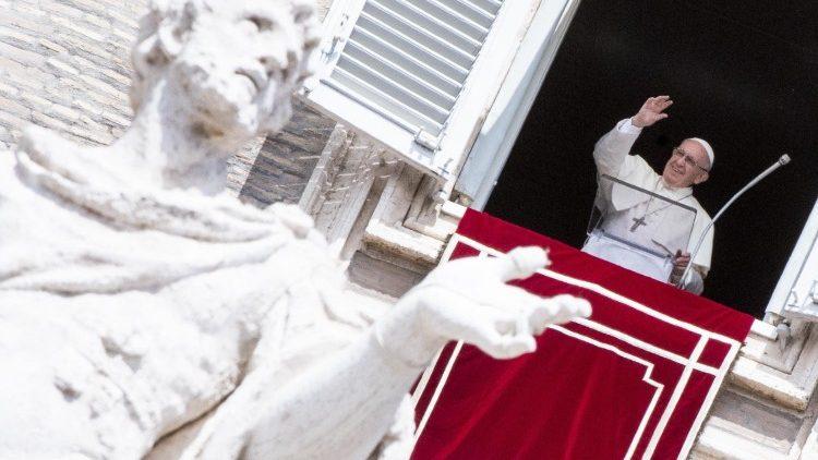 Pope Francis' Angelus Prayer