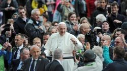 Pope Francis in Ireland for the World Meeting of Families 2018