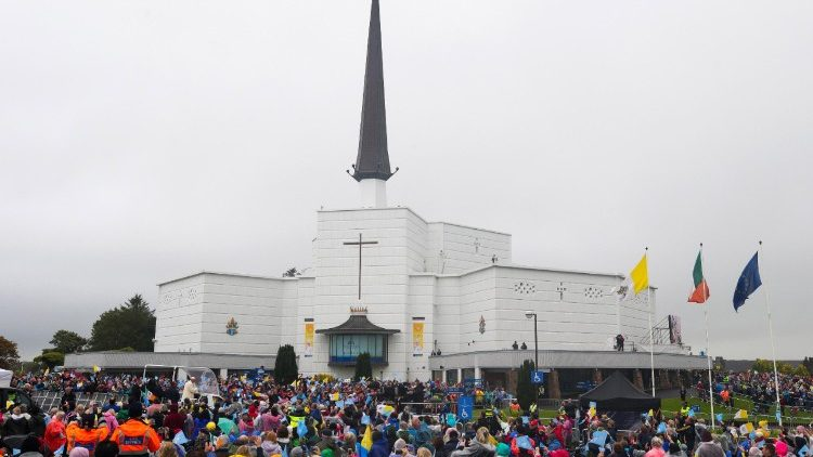 The Shrine of Our Lady of Knock, Ireland