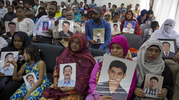 International Day of the Disappeared observed in Dhaka