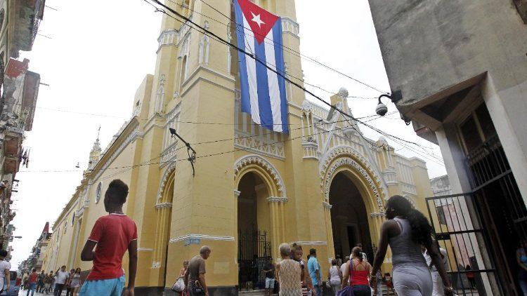 CUBA RELIGION
