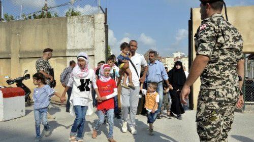La Siria svuotata di cristiani. Monsignor Tobji: la vostra casa è qui