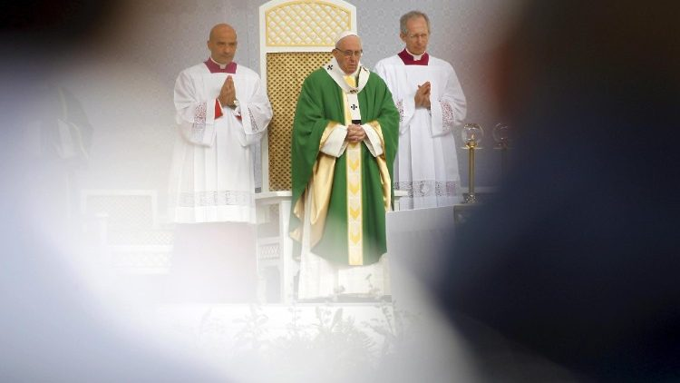 LITHUANIA POPE FRANCIS