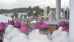 Pope Francis in Latvia