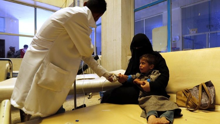 Yemen: nuovi casi di colera