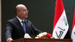 Barham Salih elected as the new Iraq President