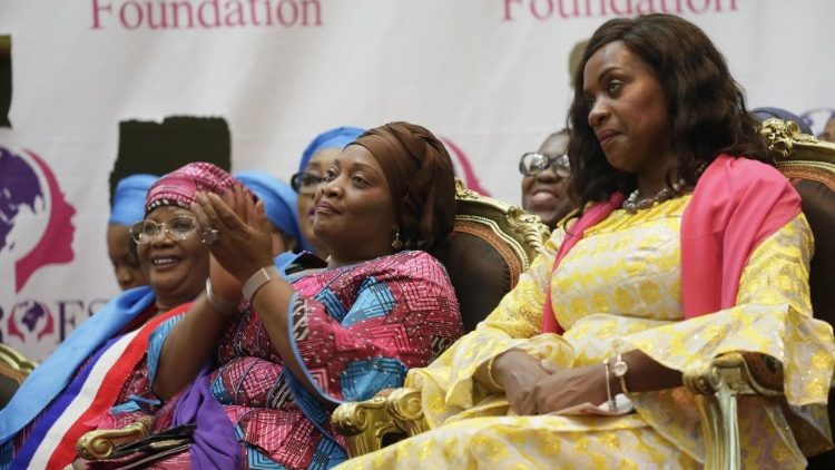 International Sheroes Forum in Monrovia