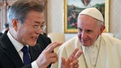 VATICAN SOUTH KOREA DIPLOMACY
