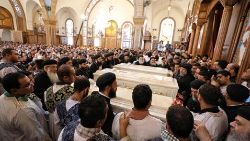EGYPT COPTIC BUS ATTACK