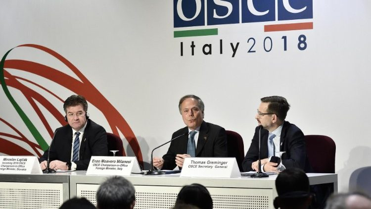 Image du forum de l'OSCE en juillet 2018 (photo d'illustration).