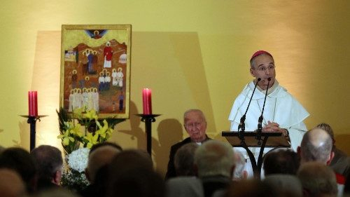 Spiritual vigil on the occasion of the beatification of Algerian clerics killed in Civil War