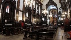 Five dead in a shootout inside a cathedral in Brazil